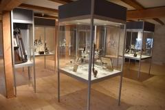 Ausstellung - Raum